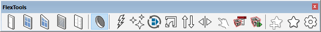 FlexTools Toolbar