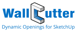 Wall Cutter - Dynamic Openings for SketchUp
