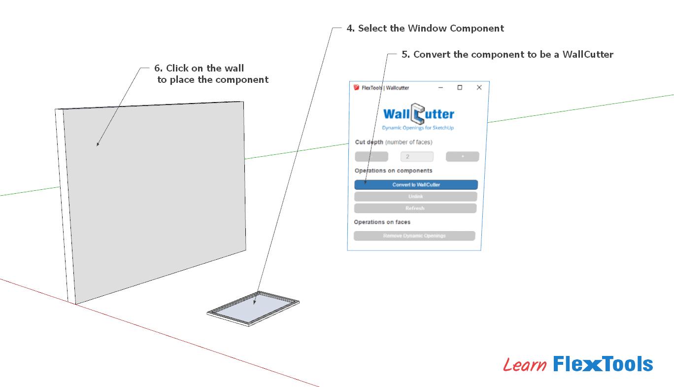 Learn WallCutter – FlexTools