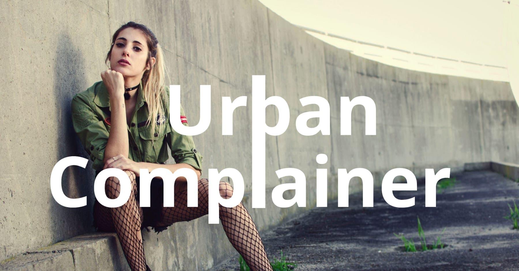 urban complainer
