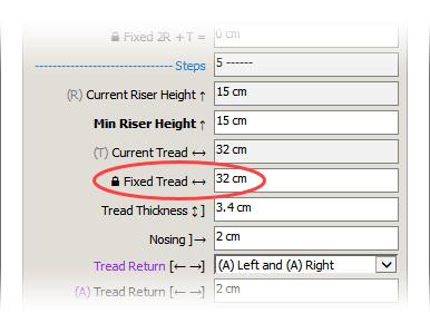 FlexStairs Options - Fixed Tread