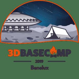 3D Basecamp Badge