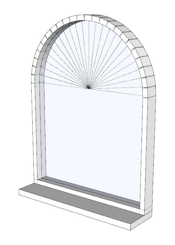 FlexWindow Arch Sub-Components