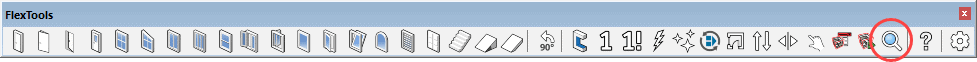 ComponentFinder on the FlexTools Toolbar