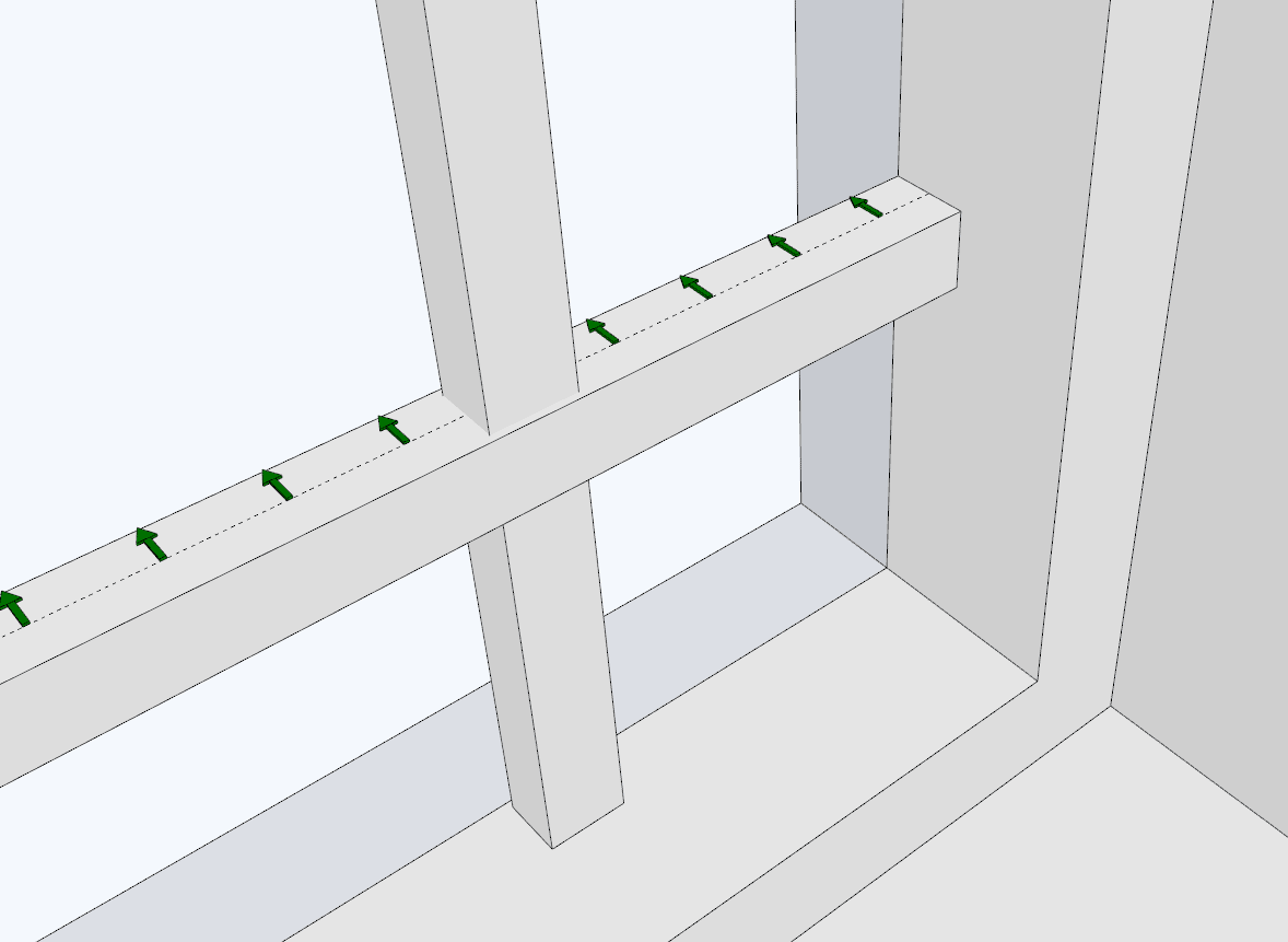 Glass Inset setting