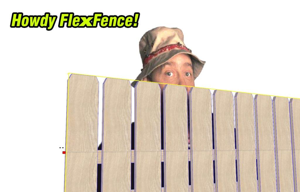 howdy flexfence