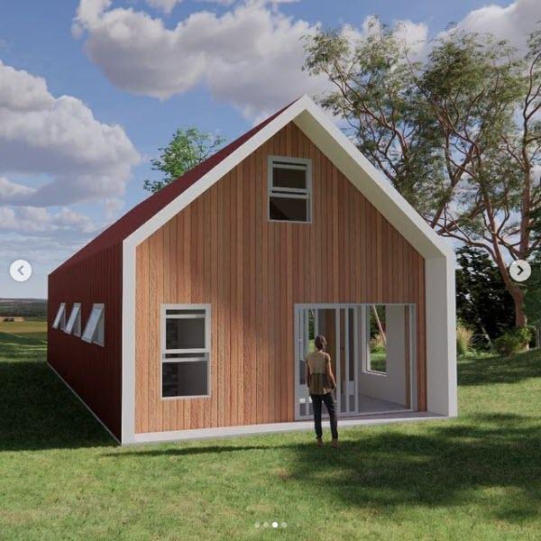 Longhouse - Modern Barn 3