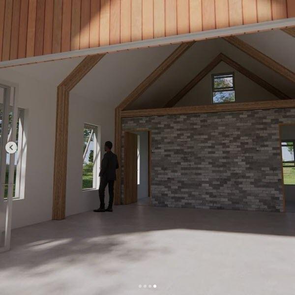 Longhouse - Modern Barn 4